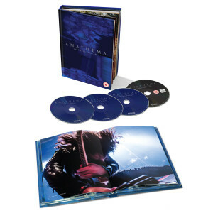 Anathema - Fine Days 1999-2004 - 3cd+1dvd box