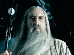 Christopher Lee - Saruman