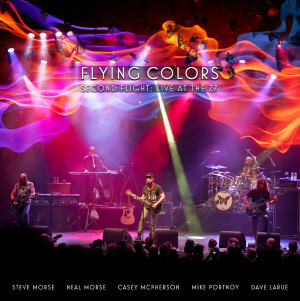 Flying Colors - Second Flight - Live at the Z7 (2cd+dvd)
