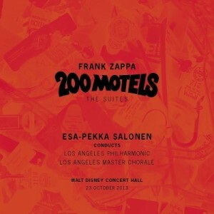 Frank Zappa 200 Motels - The Suites