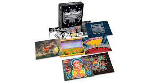 Hawkwind - This Is Your Captain Speaking Your Captain Is Dead - The Albums And Singles 1970-1974 - 2 (11 cd box)