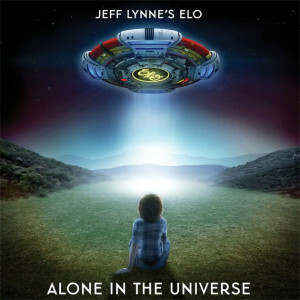 Jeff Lynne's Electric Light Orchestra - Alone In The Universe (Deluxe Edition)