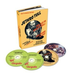 Jethro Tull - Too Old To Rock 'n' Roll; Too Young To Die - TV Special Edition (2cd+2dvd box)