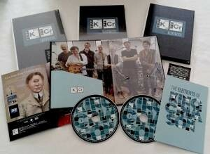 King Crimson - The Elements 2015 tour box