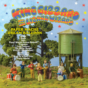 King Gizzard & The Lizard Wizard - Paper Mâché Dream Balloon