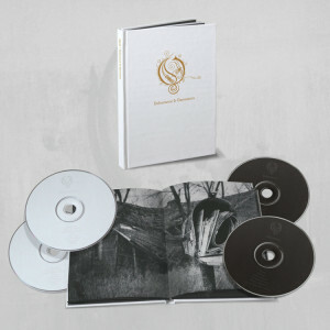 Opeth - Deliverance & Damnation (2cd+2dvd box set)