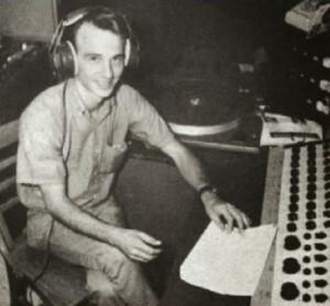 Paul Buff in PAL-studio begin '60s