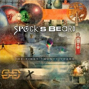 Spock's Beard - The First Twenty Years (2cd+dvd)
