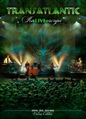 Transatlantic - KaLIVEoscope (3cd+2dvd+bluray)x