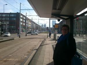 012 tram naar CS