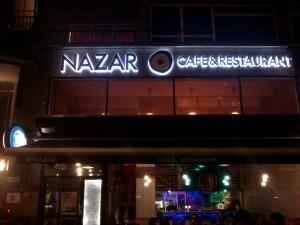 076 Nazar Turks restaurant