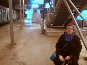 162 station Rotterdam Blaak
