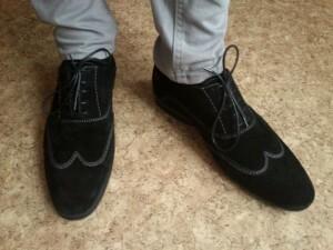 105 150426 bazbo nieuwe schoenen