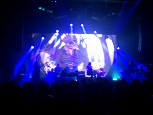 33 Steven Wilson in Hedon Zwolle 150423 - The Raven That Refused To Sing