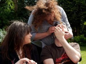 0766 Millie Janice Ob and the evil eye