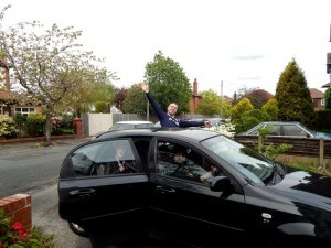 0767 Laura hoops goodbye