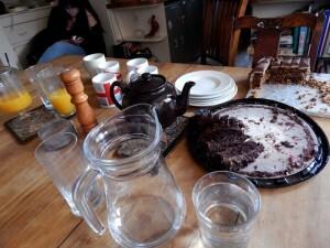 0851 chocolate cake