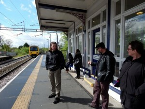 0867 Gatley station