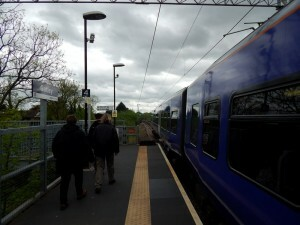 0992 Gatley Station