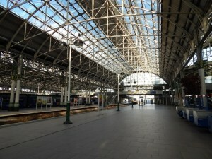 1141 Manchester Picadilly Station