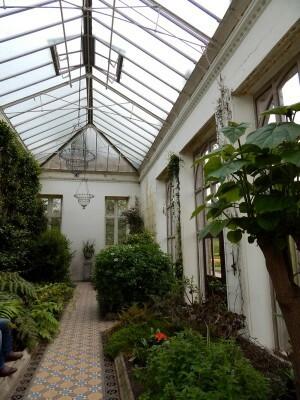 1275 Lyme Garden - Orangery