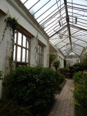 1276 Lyme Garden - Orangery