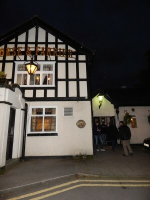 1410 to The Horse & Farrier
