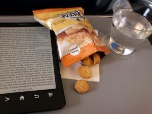 1496 flight lunch