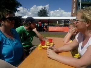 150627 163 E Luuk Cas Marieke - Drakenbootfestival Apeldoorn
