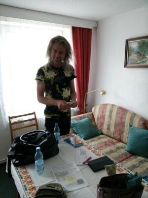 0012 in het appartement