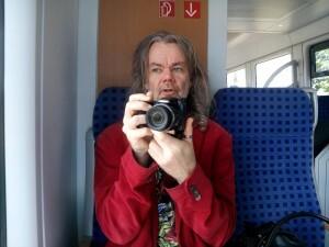 0049 in de trein naar Wismar