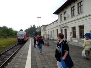 0139 trein naar Rostock