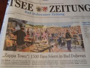 1191 Doberaner Zeitung 20 juli 2015