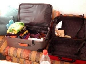 1224 150721 dinsdag - koffers pakken