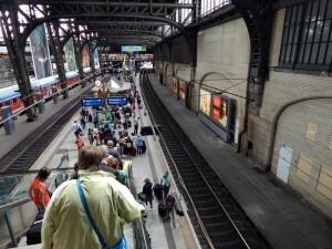 1234 Hamburg Hauptbahnhof