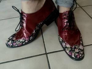 150711 222 nieuwe schoenen uit China
