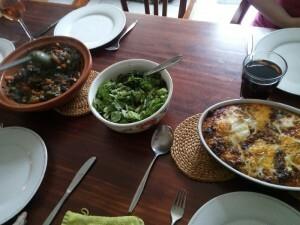 150724 021 Marokkaans-Turks diner