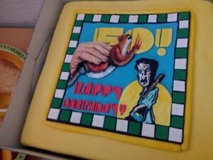 150725 034 Birthday cake