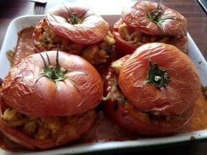 150802 029 gevulde tomaten