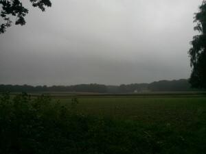 150901 120 Schaarsbergen 's morgens vroeg om 07.35 uur
