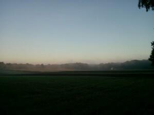 150909 154 Schaarsbergen 's morgens om 07.30 uur