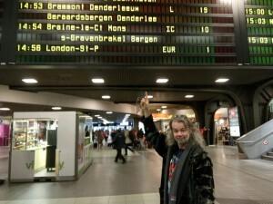 055 naar de Eurostar