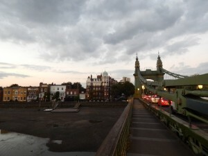 106 Lower Mall & Hammersmith Bridge