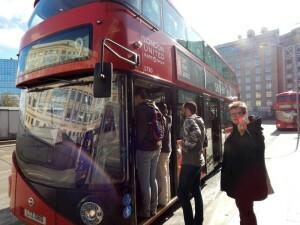 141 bus naar Aldwych