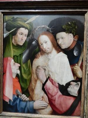 165 De doornenkroning - Hieronymus Bosch