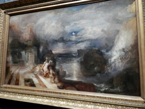 170 The Parting of Hero and Leander - JMW Turner