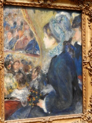 174 In het theater - Renoir