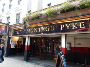 191 The Montagu Pyke