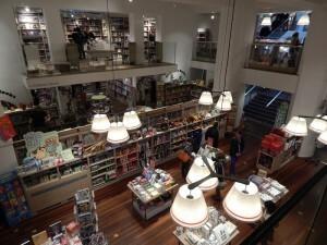 195 Foyles boekhandel