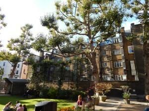 206 St. Anne's Churchyard